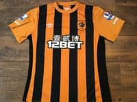 Global Classic Football Shirts | 2014 Hull City Old Vintage Soccer Jerseys